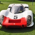 Amelia Island 2015 - 1968 Porsche 908K Short-Tail Coupe Is One of Two Survivors