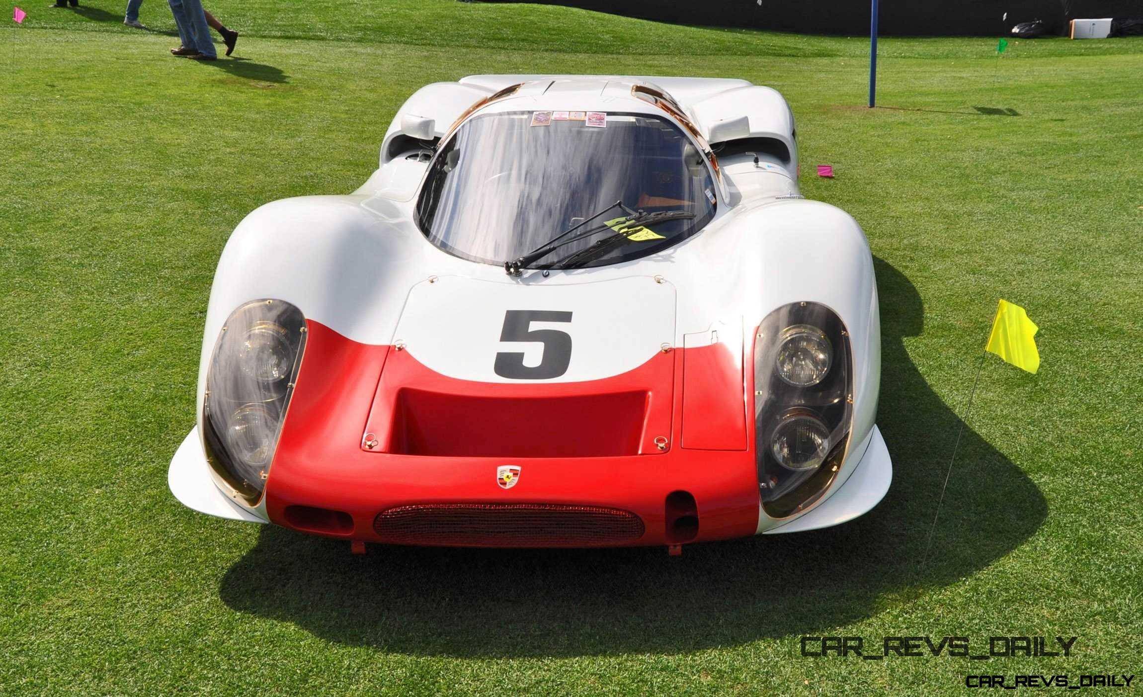 1968 Porsche 908K Short-Tail Coupe  9