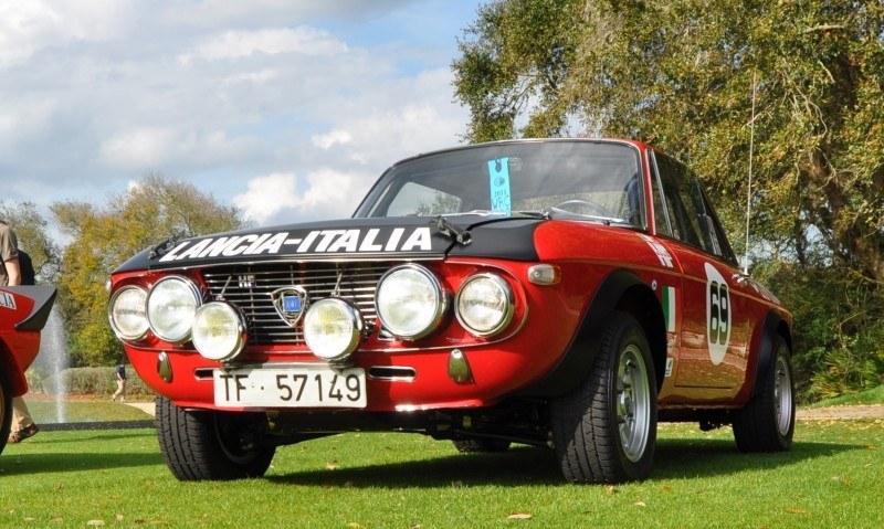 1969 Lancia Fulvia 1