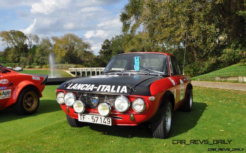 1969 Lancia Fulvia 12