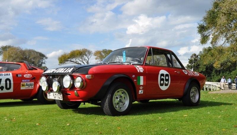 1969 Lancia Fulvia 14