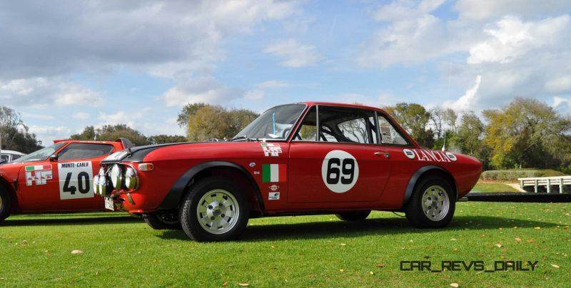 1969 Lancia Fulvia 16