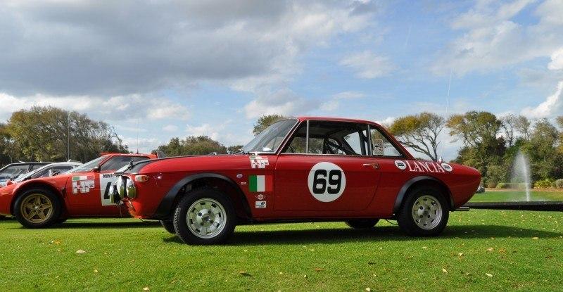 1969 Lancia Fulvia 17