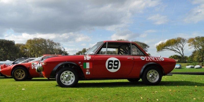 1969 Lancia Fulvia 18