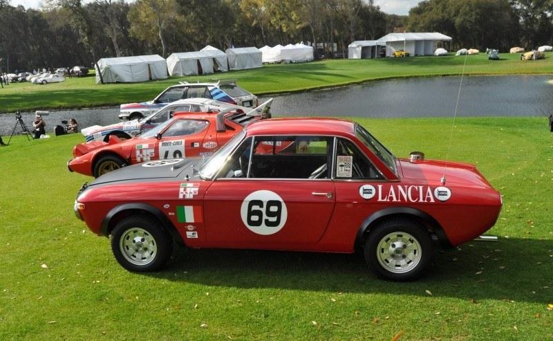 1969 Lancia Fulvia 21