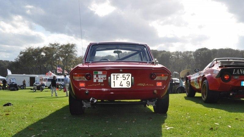 1969 Lancia Fulvia 25