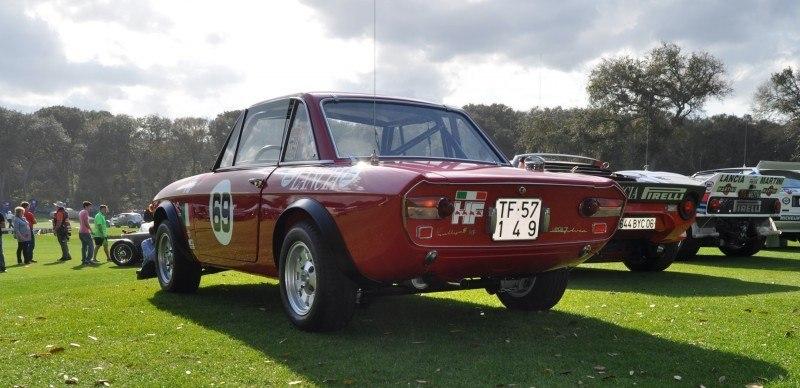 1969 Lancia Fulvia 29
