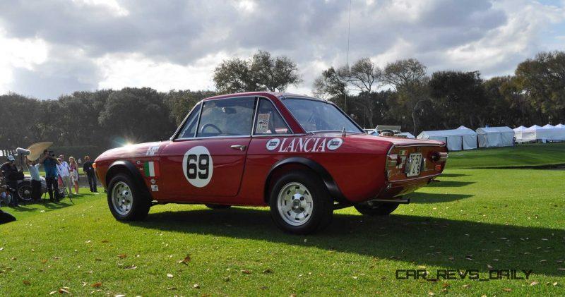1969 Lancia Fulvia 33