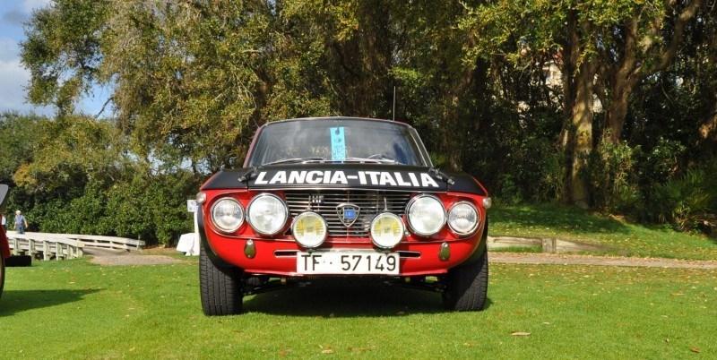 1969 Lancia Fulvia 5