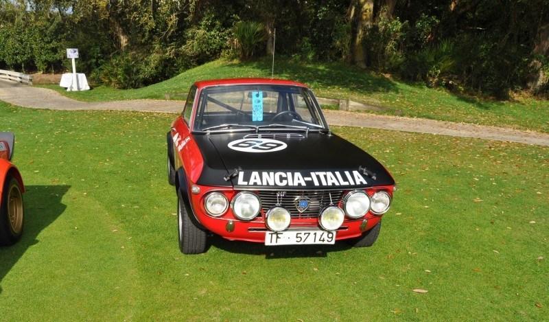 1969 Lancia Fulvia 8