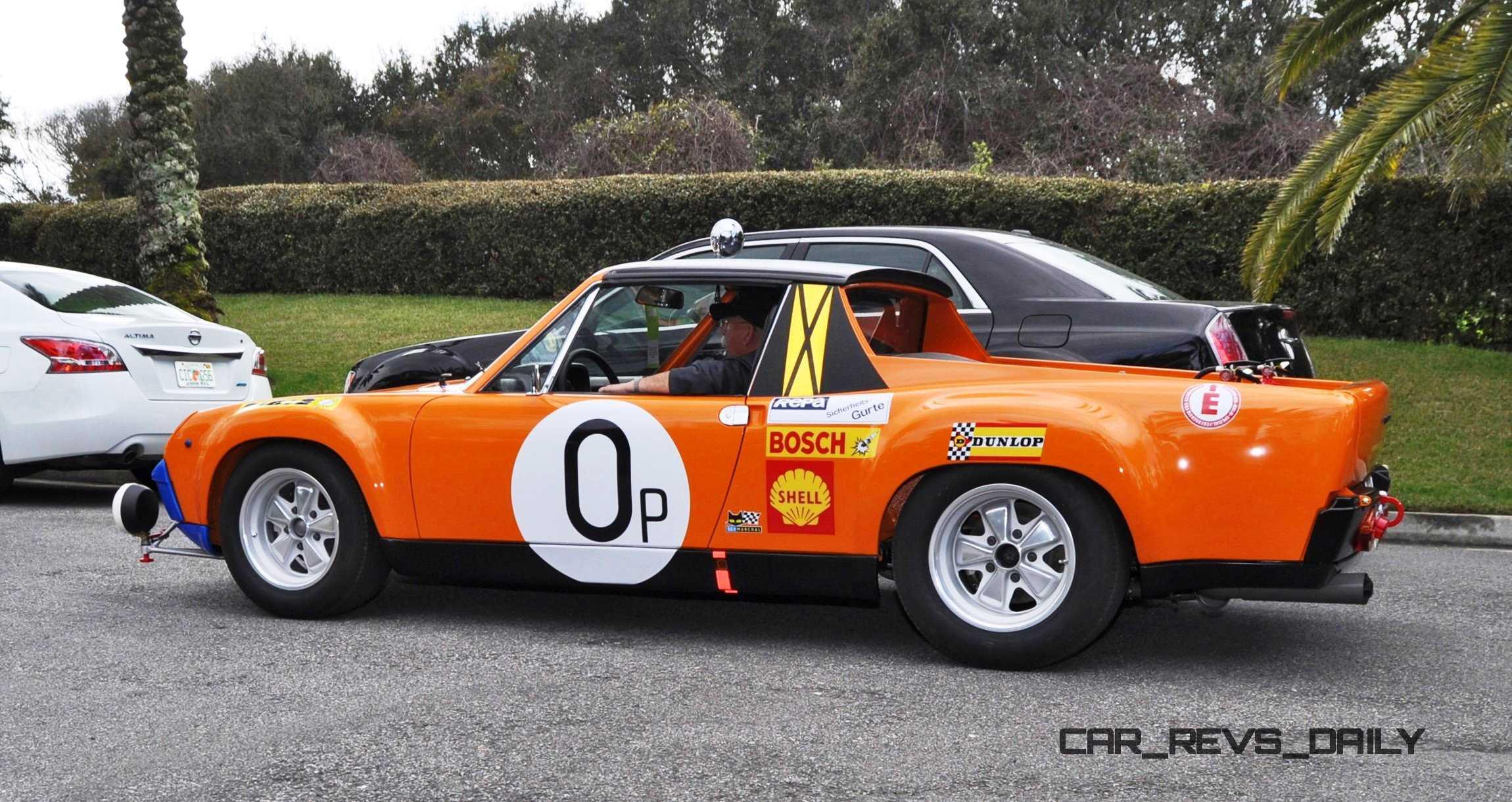 1970 Porsche 914 Pickup Truck