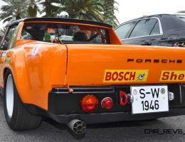Amelia 2015 Customs – 1970 Porsche 914-6 GT – Rally Rescue Pickup Truck