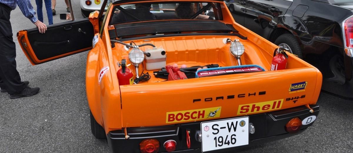 1970 Porsche 914 Pickup Truck 15