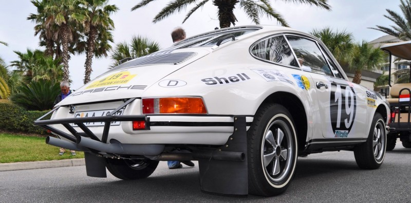 1971 Porsche 911 East African Rally Car 13