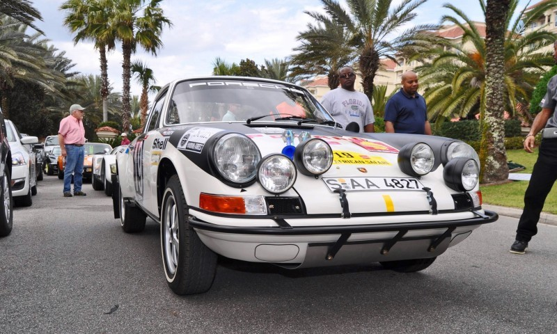 1971 Porsche 911 East African Rally Car 15