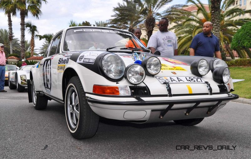 1971 Porsche 911 East African Rally Car 16