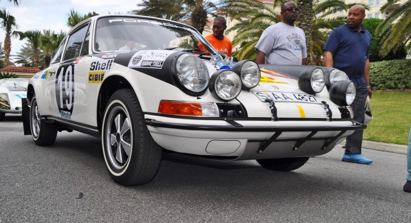 1971 Porsche 911 East African Rally Car 17