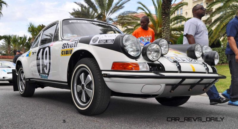 1971 Porsche 911 East African Rally Car 18
