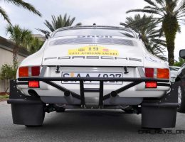 Amelia Island 2015 – 1971 Porsche 911 East African Rally Car