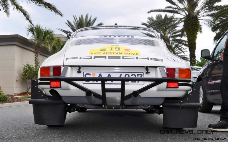 1971 Porsche 911 East African Rally Car 2