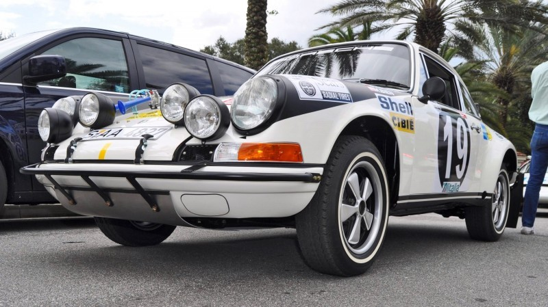 1971 Porsche 911 East African Rally Car 30