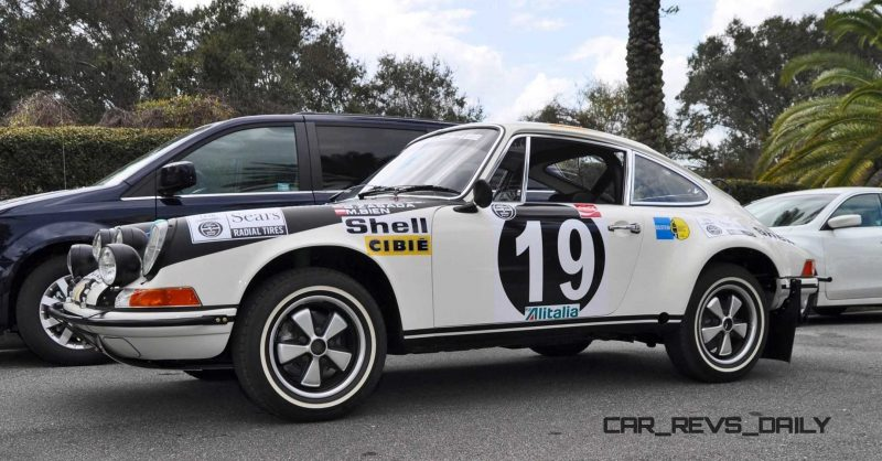 1971 Porsche 911 East African Rally Car 34