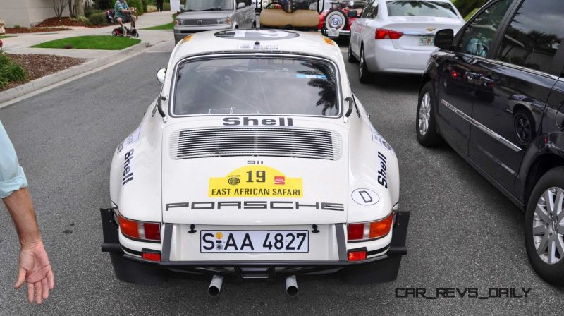1971 Porsche 911 East African Rally Car 5