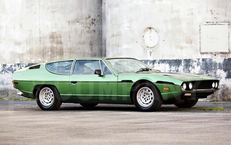 1973 Lamborghini Espada 1