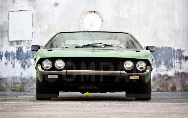 1973 Lamborghini Espada 2