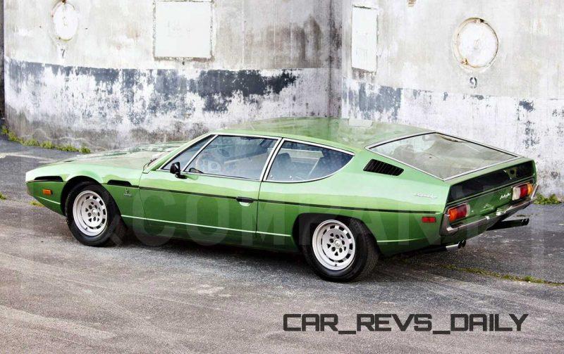 1973 Lamborghini Espada 3