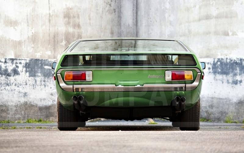 1973 Lamborghini Espada 4