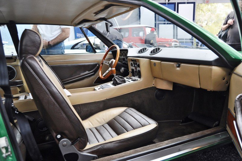 1973 Lamborghini Espada III 14