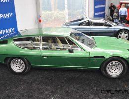 Gooding Amelia 2015 – 1973 Lamborghini Espada Series III Earns $99k