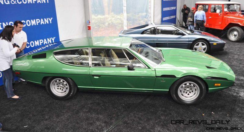 1973 Lamborghini Espada III 21