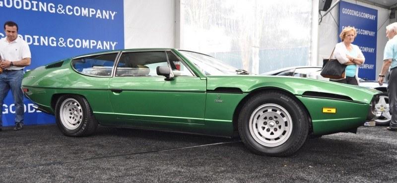 1973 Lamborghini Espada III 22
