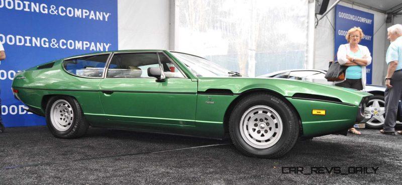 1973 Lamborghini Espada III 23