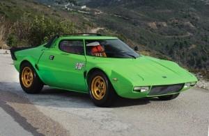 1974 Lancia Stratos HF Stradale 1