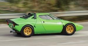 1974 Lancia Stratos HF Stradale 14