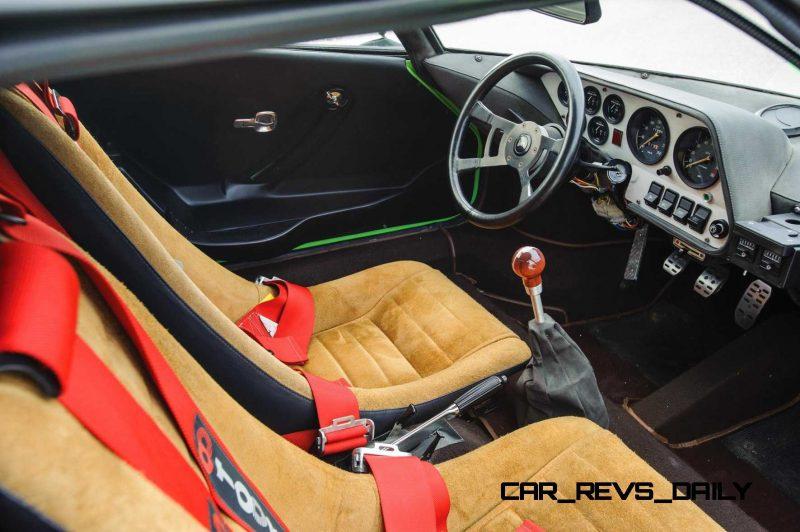1974 Lancia Stratos HF Stradale 15