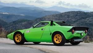 1974 Lancia Stratos HF Stradale 2
