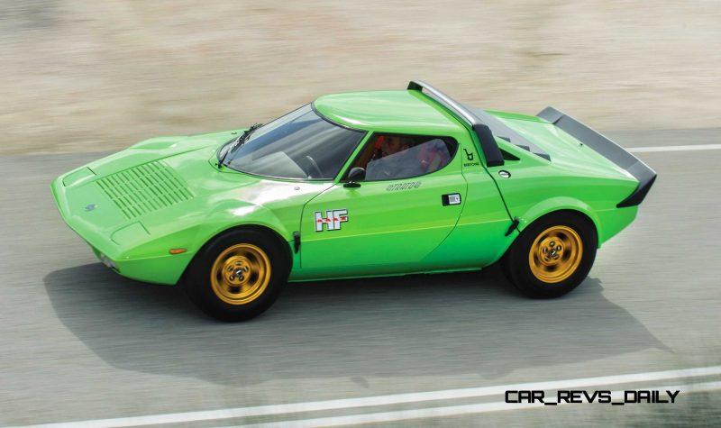 1974 Lancia Stratos HF Stradale 21