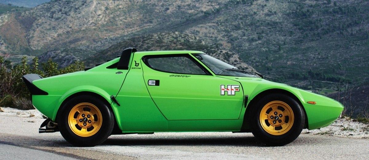 1974 Lancia Stratos HF Stradale 5