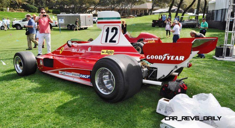 1975 Ferrari 312T F1 Car 10