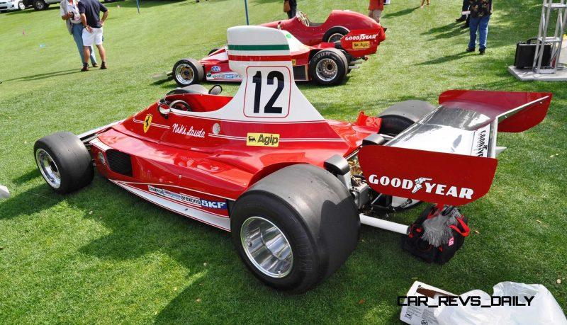 1975 Ferrari 312T F1 Car 11