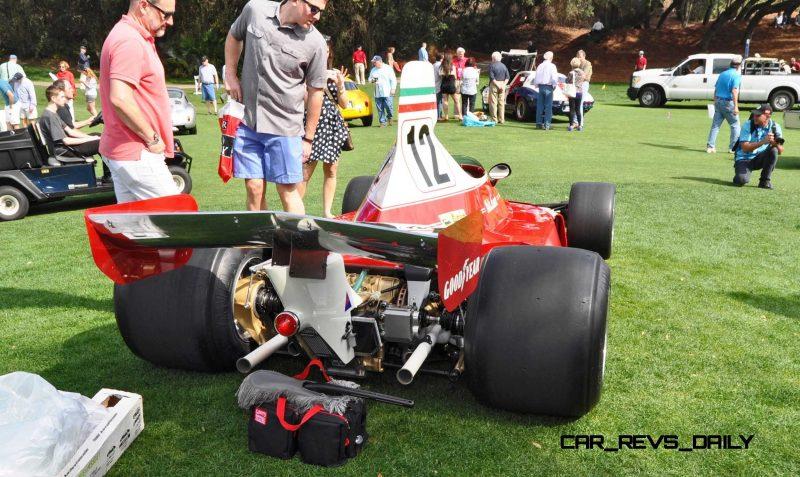 1975 Ferrari 312T F1 Car 13