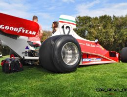 1975 Ferrari 312T and 1976 312T2 Are F1 Legends With Monster Rear Tires