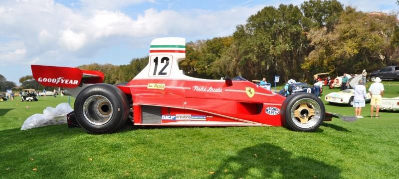 1975 Ferrari 312T F1 Car 17