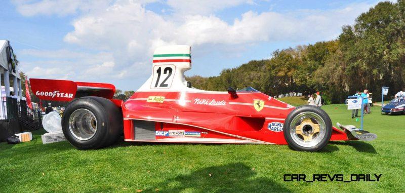 1975 Ferrari 312T F1 Car 18