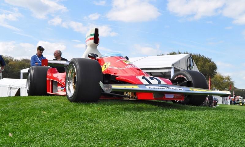 1975 Ferrari 312T F1 Car 19