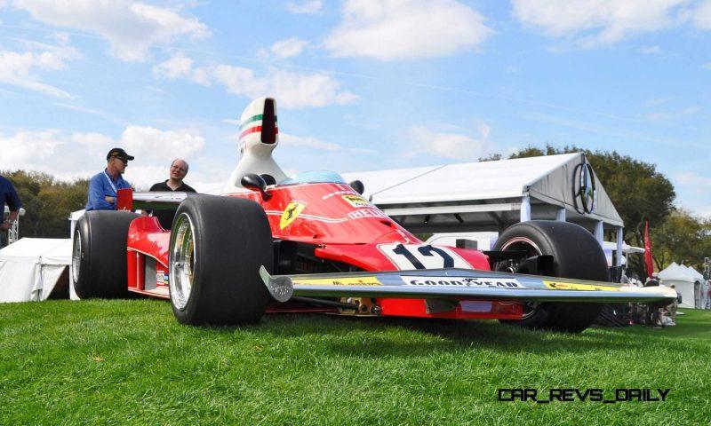 1975 Ferrari 312T F1 Car 20